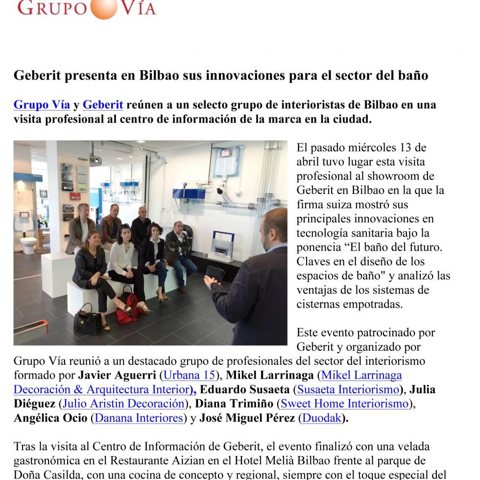 NP Geberit Bilbao 2016